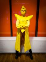 Yellow Diamond Cosplay (Steven Universe) by Mitternachto