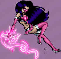 No Name 58 - Star Sapphire - B by UltimeciaFFB