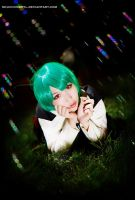 touhou project Wriggle Nightbug 01 by shuichimeryl