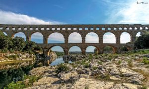 Pont du Gard by JoelRemy222
