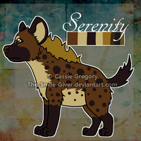 Serenity Reference 2015 by The-Smile-Giver