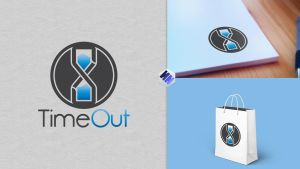Time Out Logo by Szesze15
