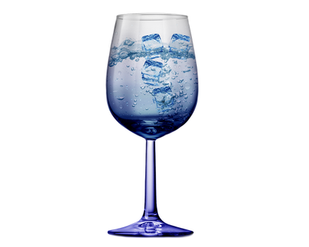 GLASS OF WATER PNG by Moonglowlilly