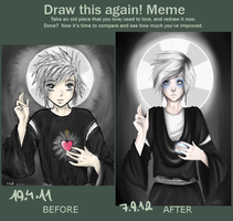 draw this again MEME by Stoffkamel
