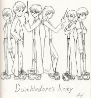 Dumbledores Army by liz-usa