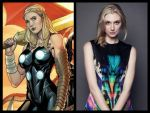 Marvel Movie Casting: Valkyrie by Myths-of-Genesis