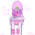 Year of Hina - June by leila-stoat