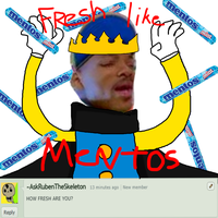 Question 1 - How fresh are you? by Ask-TheFreshPrince