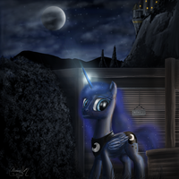 The Sun's Shadow by turbopower1000