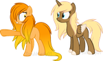 Adoptable Duo by Sarahs-Adopts