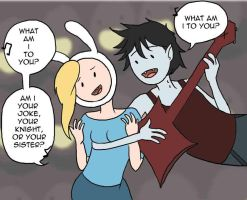 Fionna Marshall Lee What am I to you by eternallost