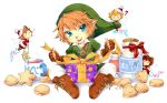Link - Christmas cup by MaryTaylor