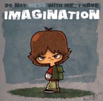 Imagination by Nikonah