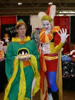 Fan Expo 18 - Kefka by FFRedXIII