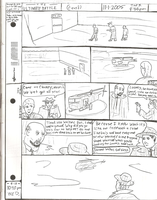 THE ULTIMATE BATTLE pg.37 by DW13-COMICS