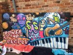 S.A.S. - Swadlincote Asperger's Society mural by he-wolf