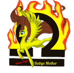 Babys Mother / Flame Flyer / OC : MLP by BabysMother