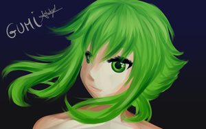 GUMI by AIRI-ON