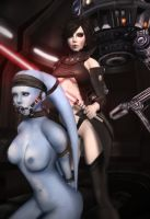 Sith Entourage (15k Pageviews!) by JameWycliffe