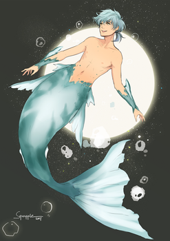 MerMay: Ari by Squaffle