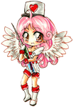 Injection Fairy Lily by Lettelira