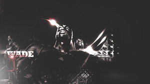 Dwyane Wade by richyayo