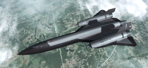 SR-71 - Artemis Global Security by Jetfreak-7