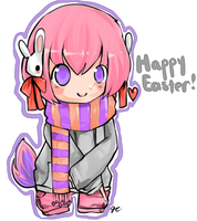 Happy Late Easter by iiRainy