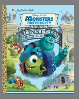 Monster's University Cover by PastyWhite