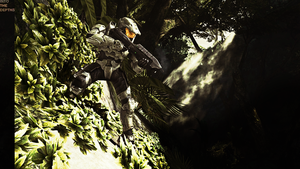 Halo 3: Into The Depths by Pathard