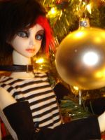 black christmas 02 by starbunnies