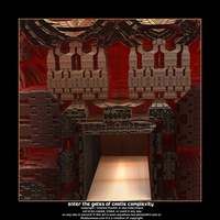 enter the gates of castle complexity by fraterchaos