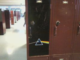 One of the Lockers by Tespeon