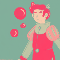 palette meme request-prince gumball by X3carlyX3