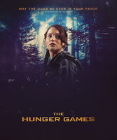 The Hunger Games by VMari