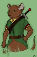 Redwall - Martin the Warrior by Realms-Master