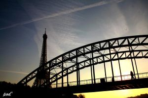 TOUR EIFFEL 1 by Dresch