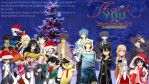 Christmas 2014 Tribute collaboration by snitchpogi12