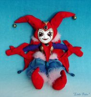 Tukuyomi Of Chrono Cross Plush by Lithe-Fider