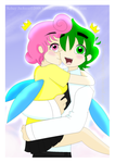 FOP: Cosmo and Wanda 4EVER by SaddlePatch