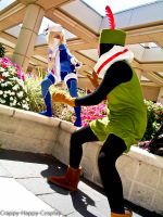 Sheik VS Primid Megacon 2011 by Crappy-Happy-Cosplay