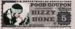 Bizzy Food Stamp by ripsta