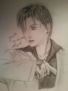 2012.03.17_Gackt by AngeloDiMarco