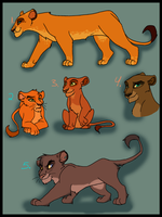 [CLOSED] Adoptables set 2 by Anyahs