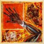 The helping hand by Michael-Grath