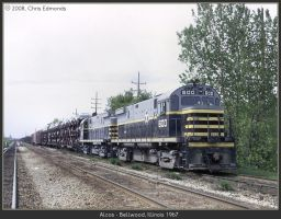 Alcos by classictrains