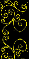 Yellow Custom Background - FREE by ShadowJournals
