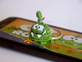 Omnom: Cut the Rope by NSuzu