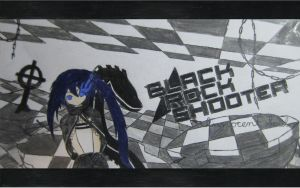 Black Rock Shooter ~ Innocent Soul ~ by NisuKitsune