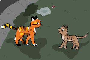 Turtlepaw and Fawn RP- Activity Check by GiggleKittyx3